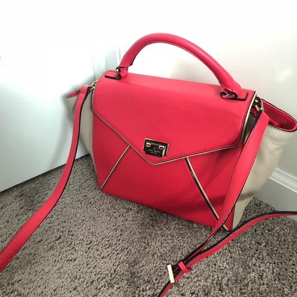 kate spade Handbags - Kate Spade Trapeze Handbag (authentic)